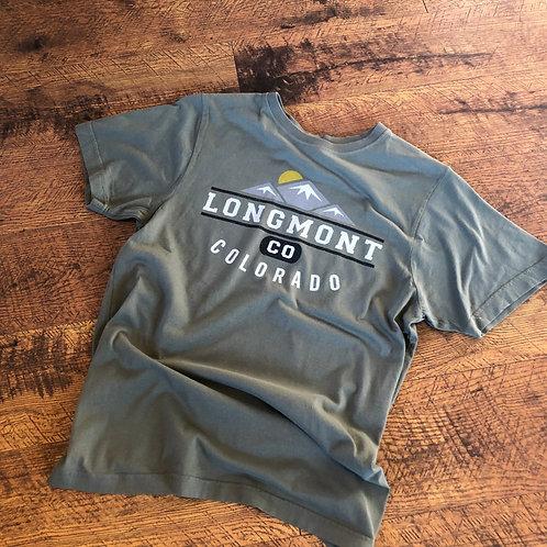 Longmont View T-Shirt