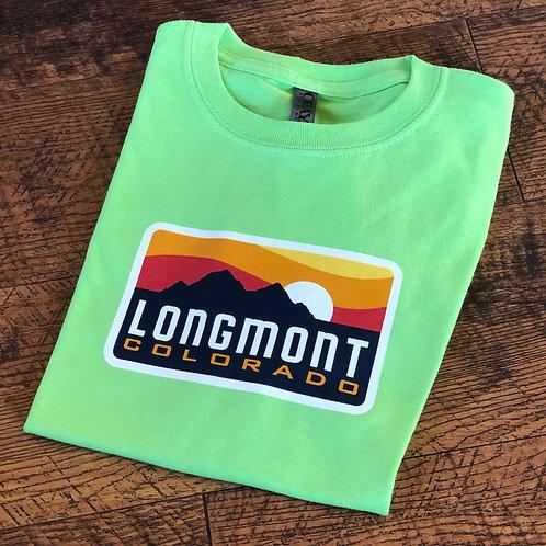 KIDS: Longmont Sunset T-Shirt