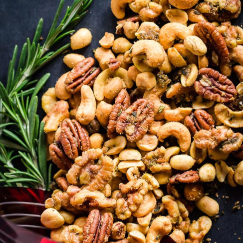 Rosemary & Tamari Nuts