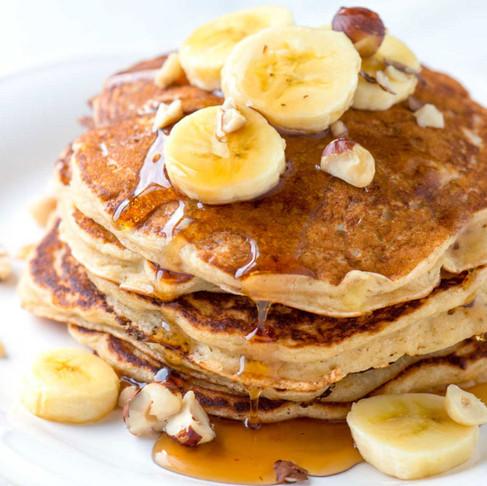 Plant Based Pancakes (Gluten Free)