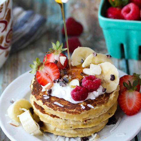 Wholefood Pancakes