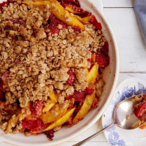 Spring Crumble