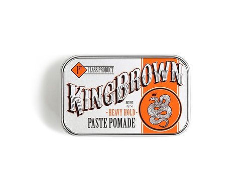 Heavy Hold Paste Pomade