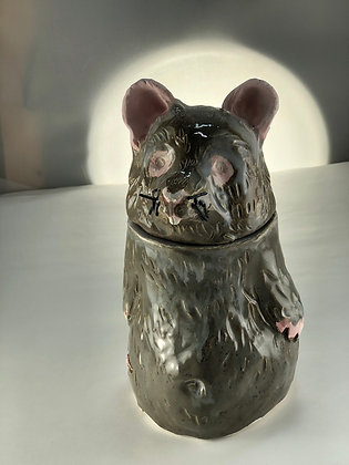 Dopey Rat Cookie Jar (Regular)