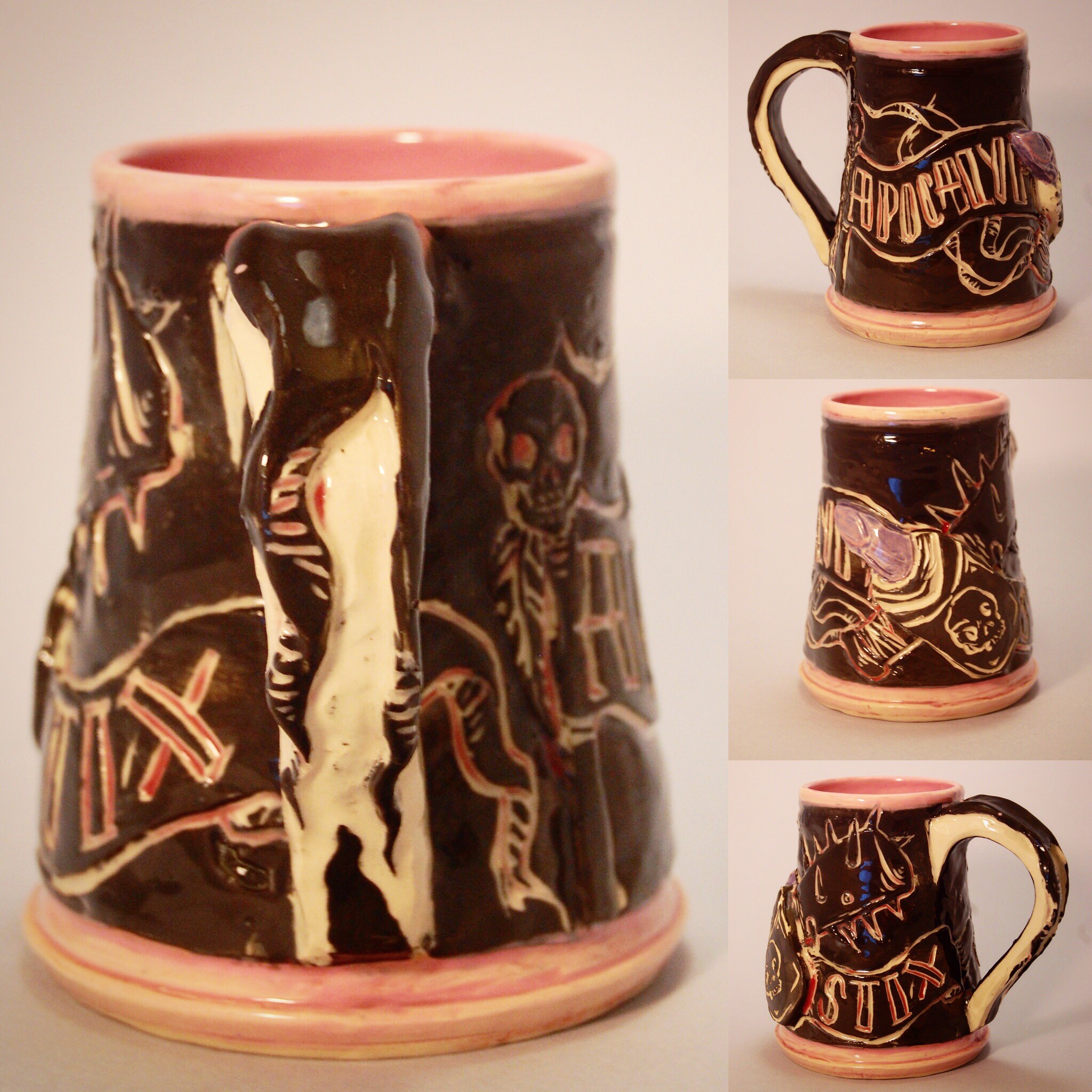 Apocalypstix ARG Mug