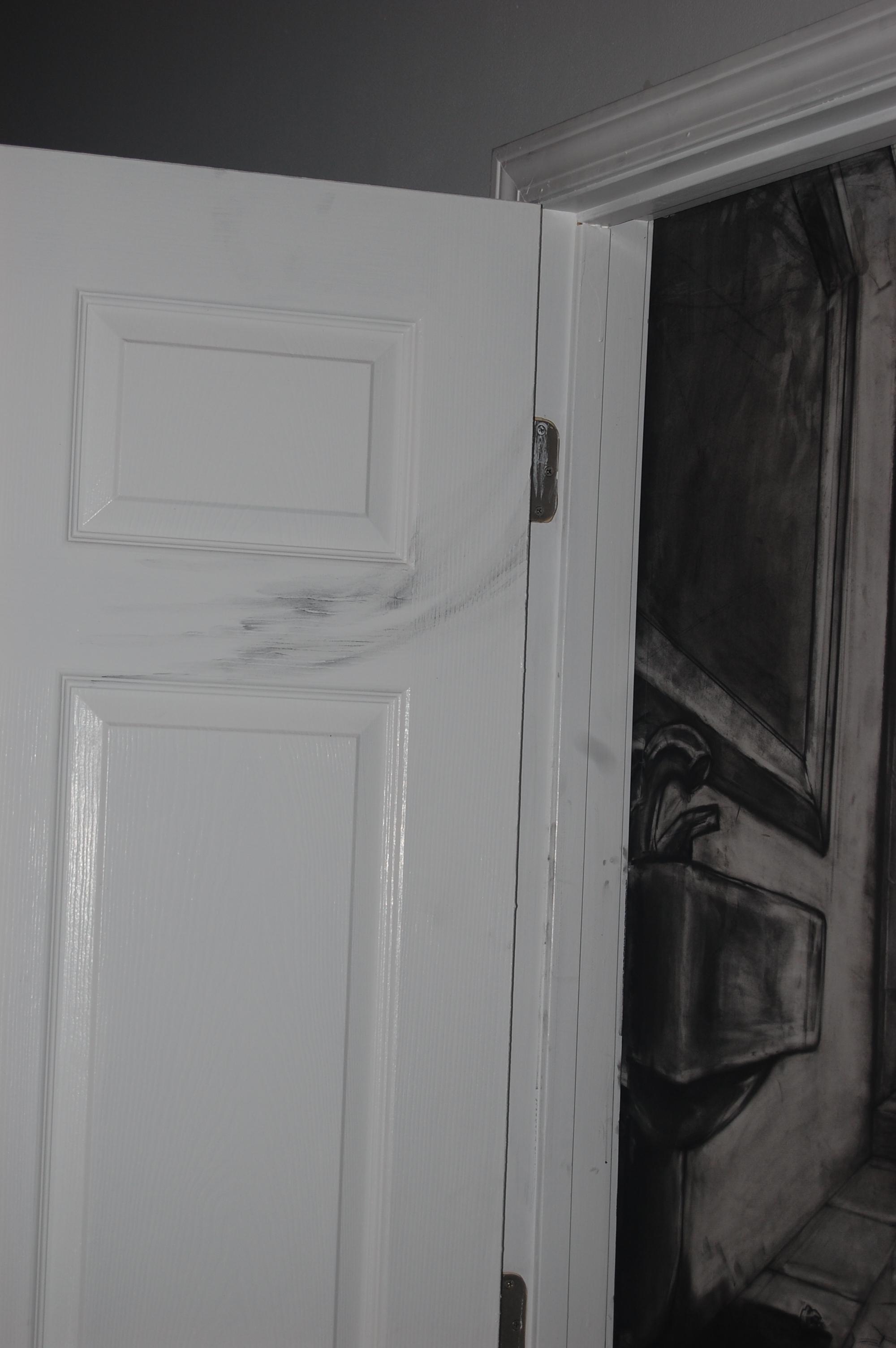 hand door (detail)