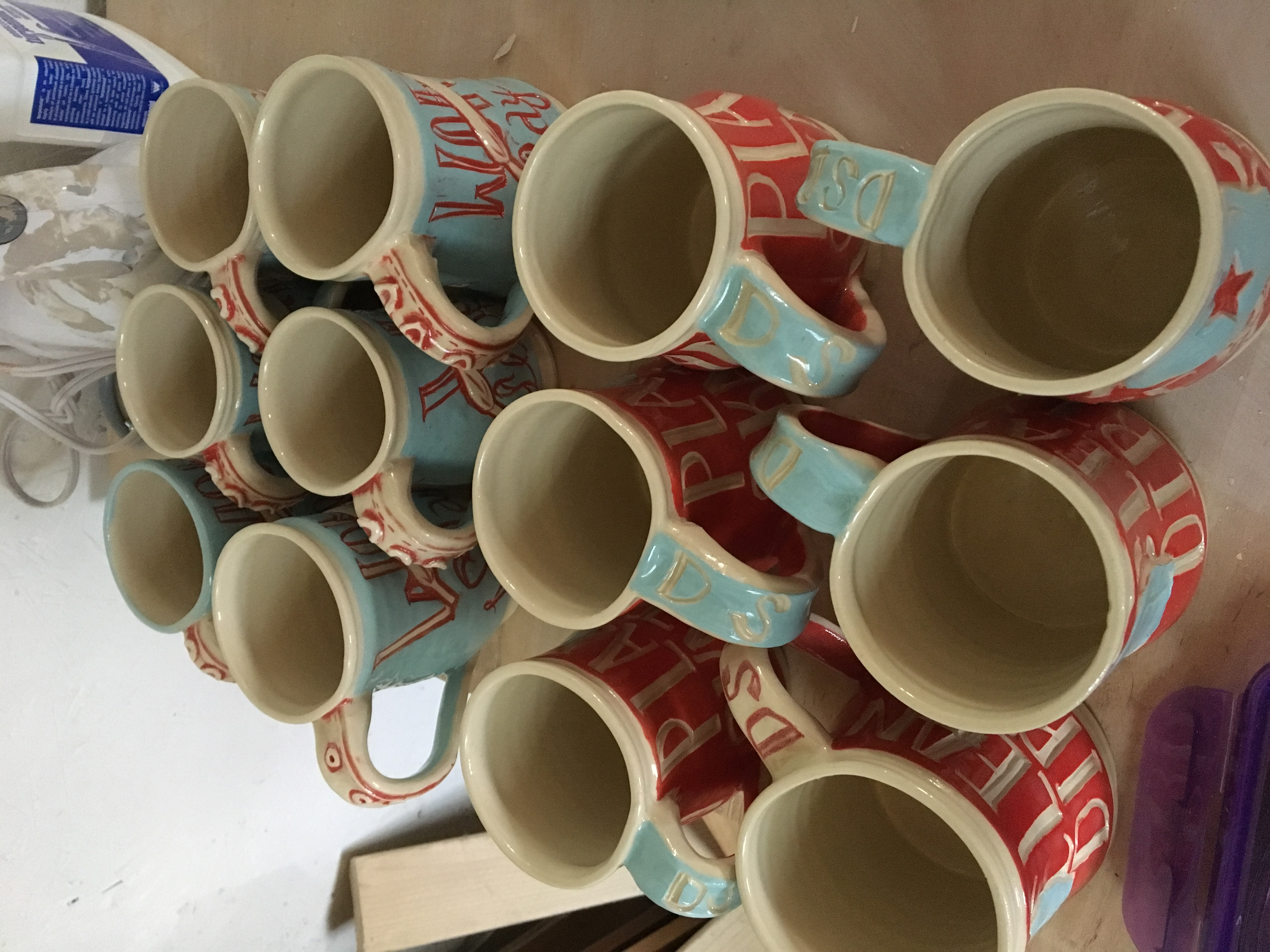 DSDG Mugs