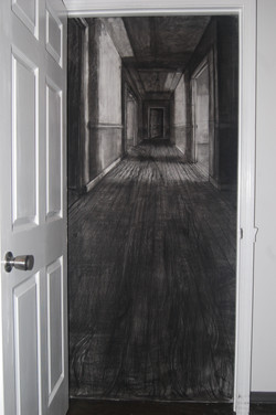 full door (detail)