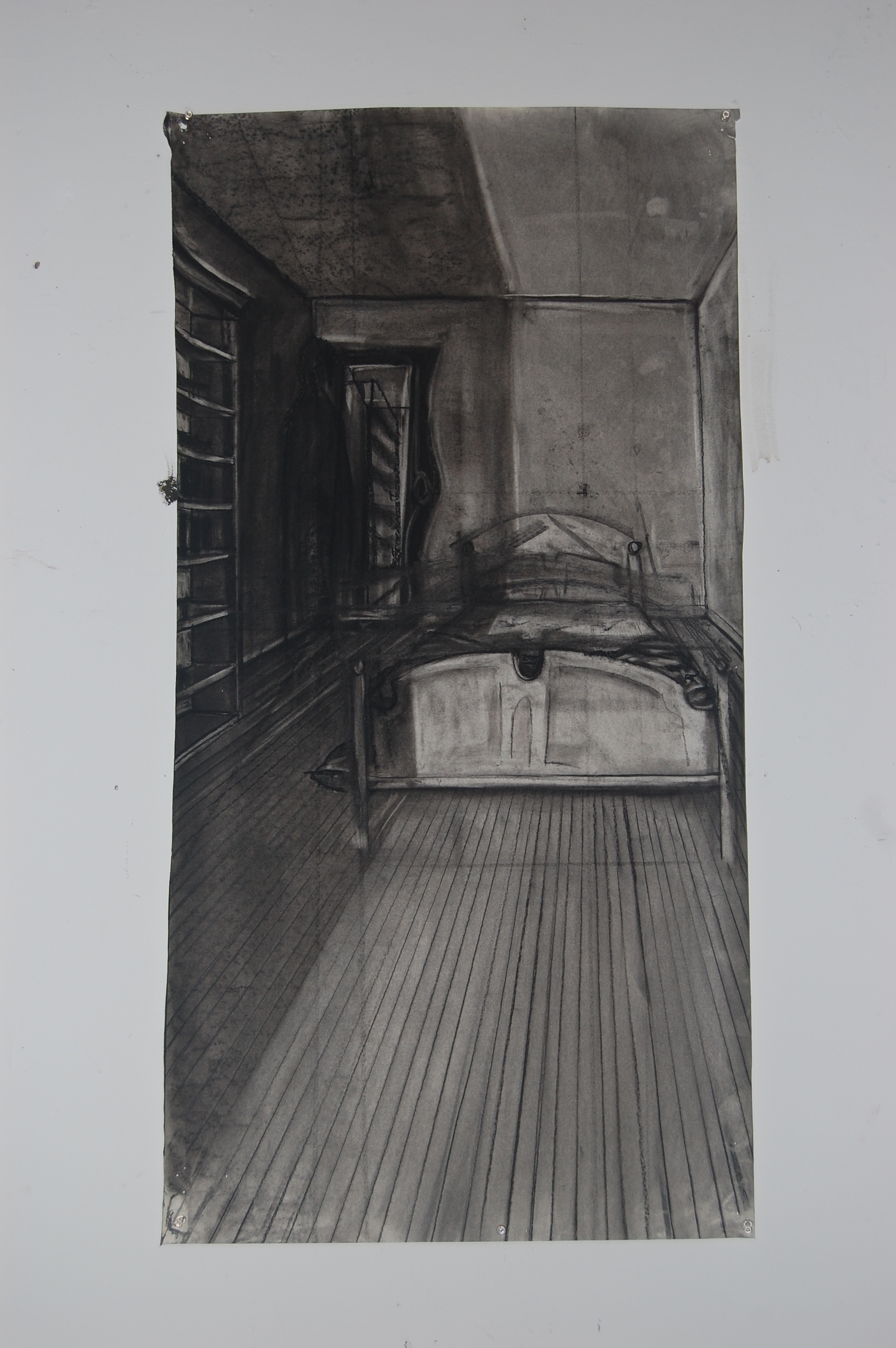 2nd bedroom (study)