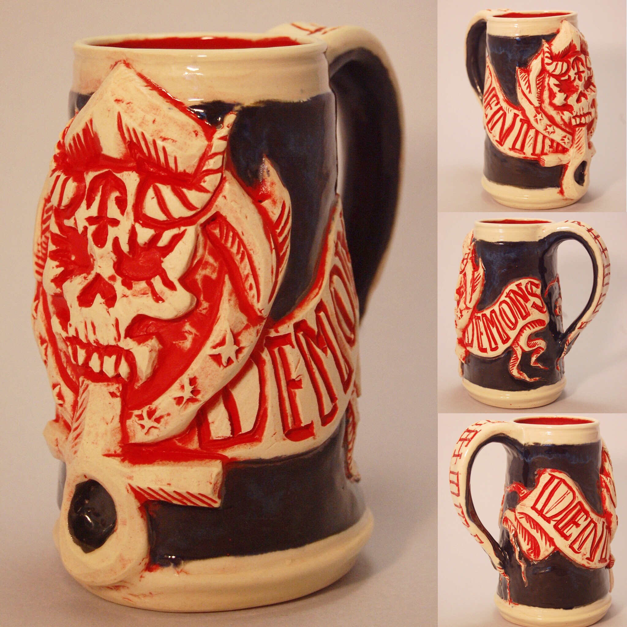 Denim Demon ARG Mug