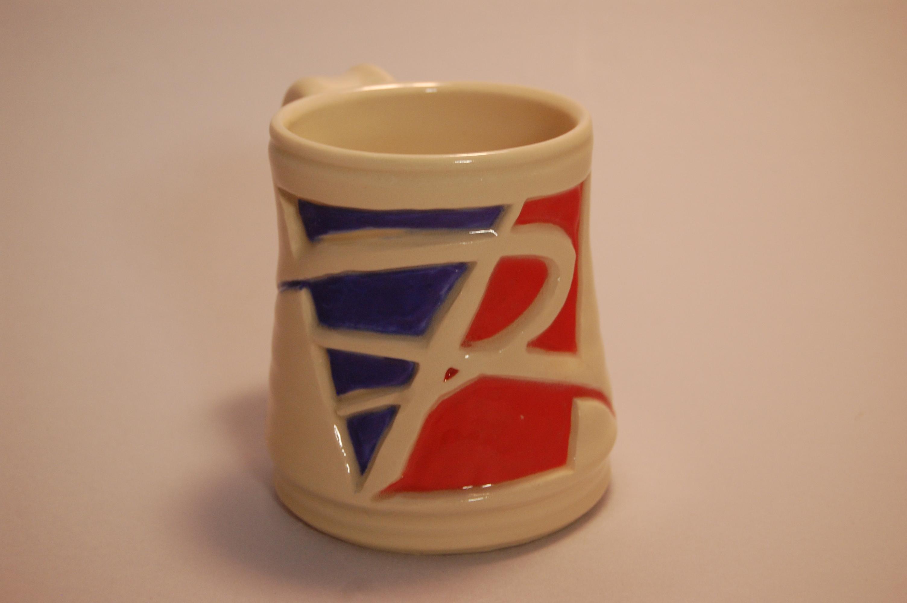 Riedell Mug