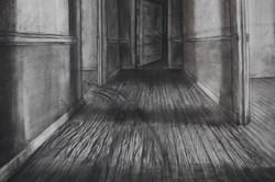 floor dragmark (detail)
