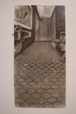 3rd bathroom (study)
