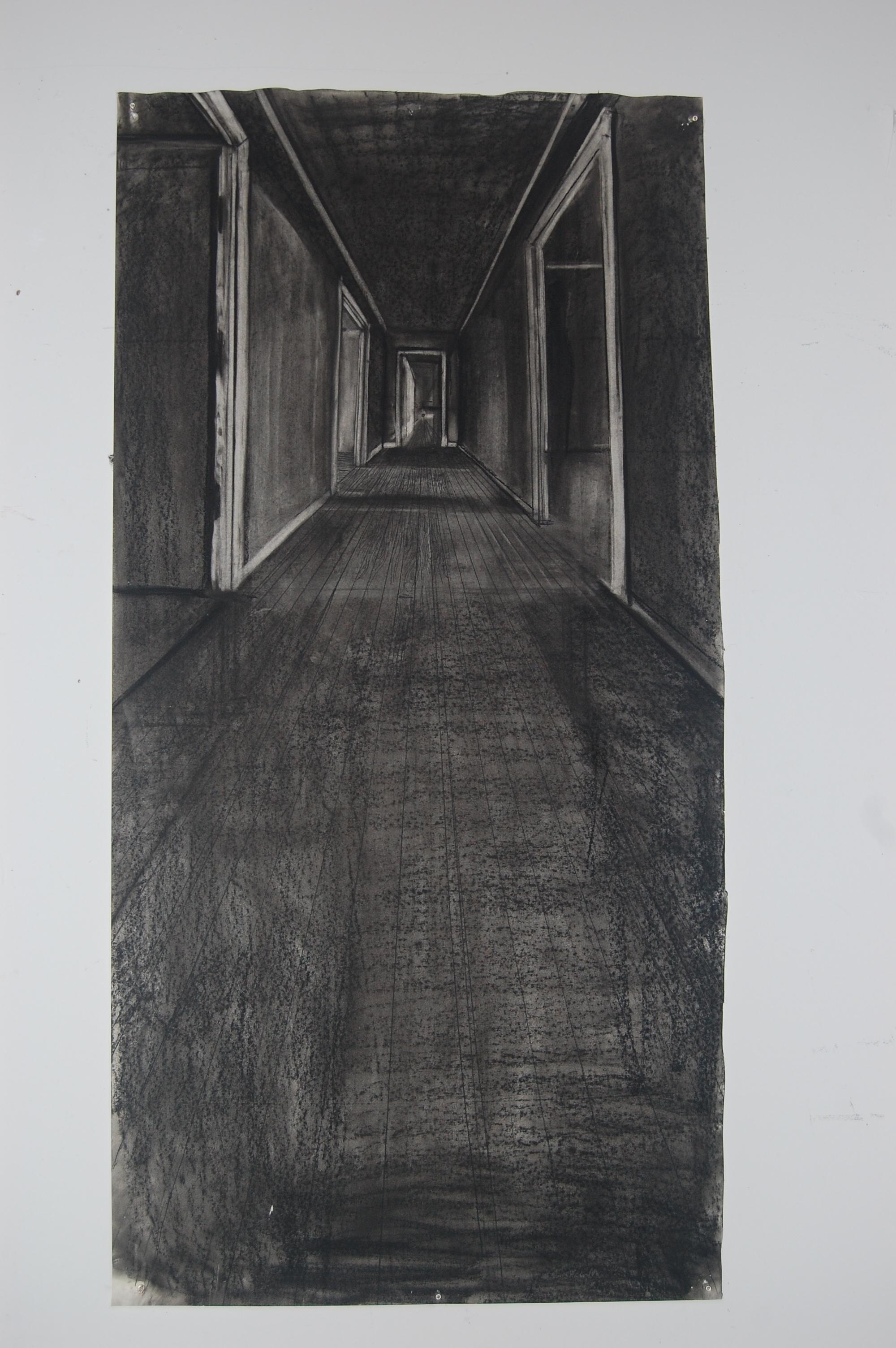 3rd corridor (study)