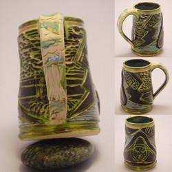 Toxic Shocks ARG Mug