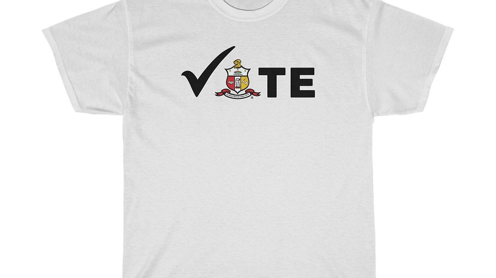 Kappa Alpha Psi VOTE T-Shirt