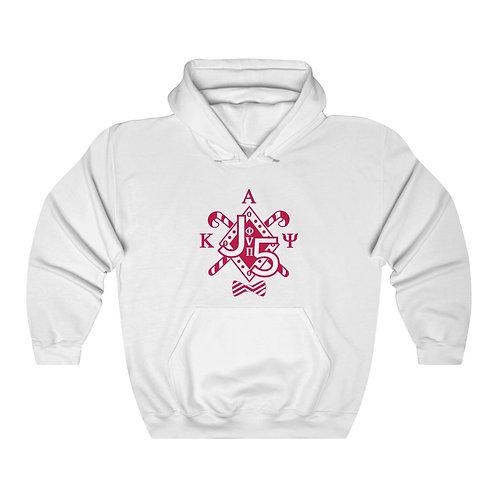 J5 KAPsi BGLO Exclusive Heavy Blend™ Hooded Sweatshirt