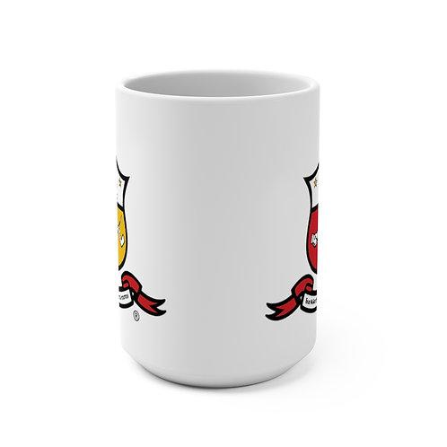 Kappa COA White Mug 15oz