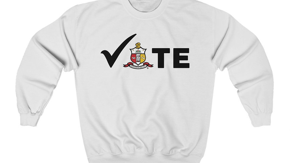 Kappa Alpha Psi VOTE Crewneck Sweatshirt
