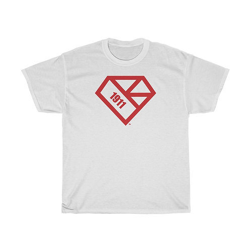 Red New Kappa Diamond K 1911 T-Shirt