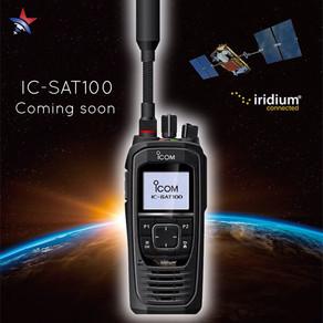 Icom anuncia el próximo lanzamiento de IC-SAT100,Radio satelital PTT en el segundo trimestre de 2019