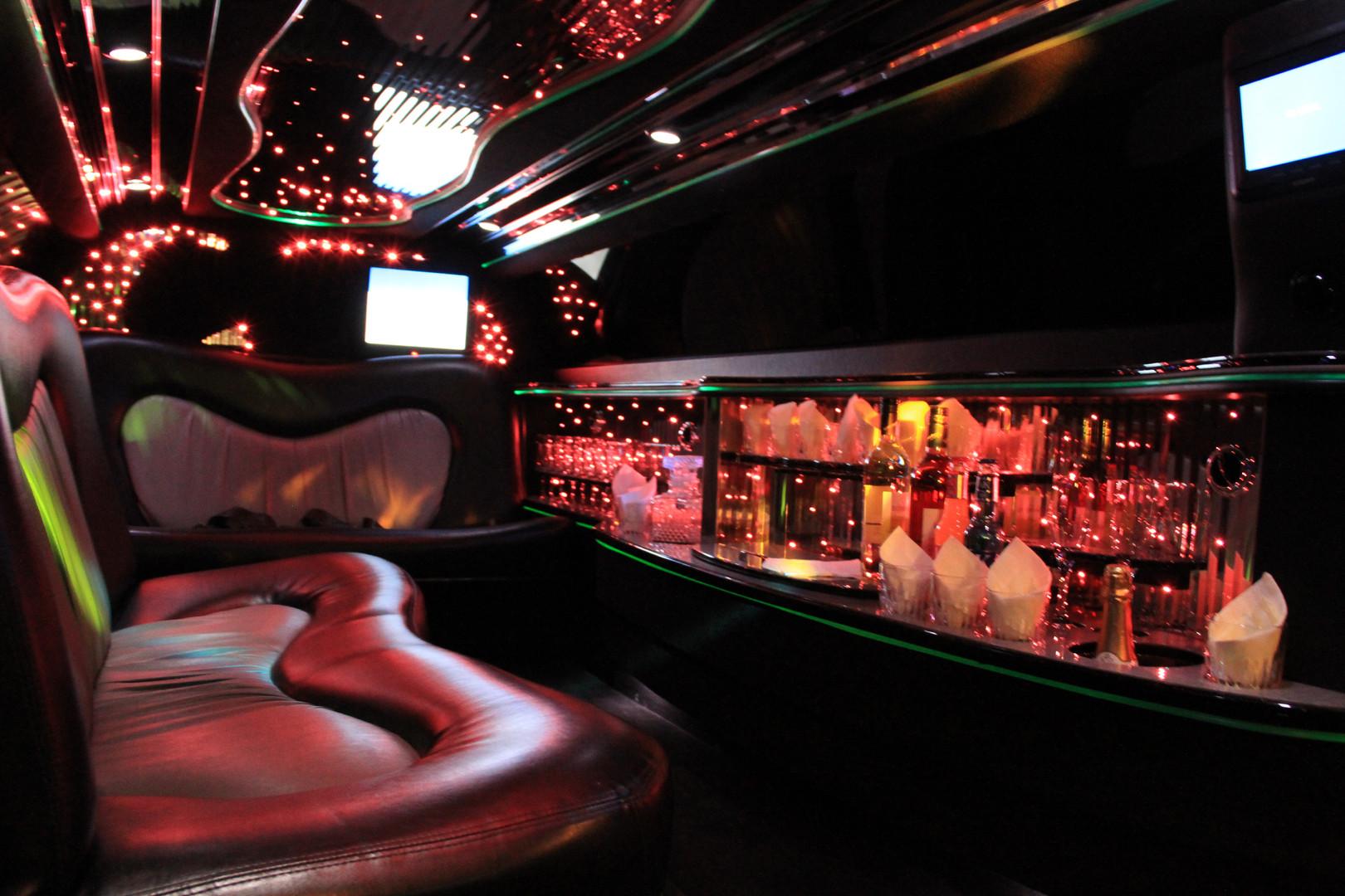 Bentley style limo