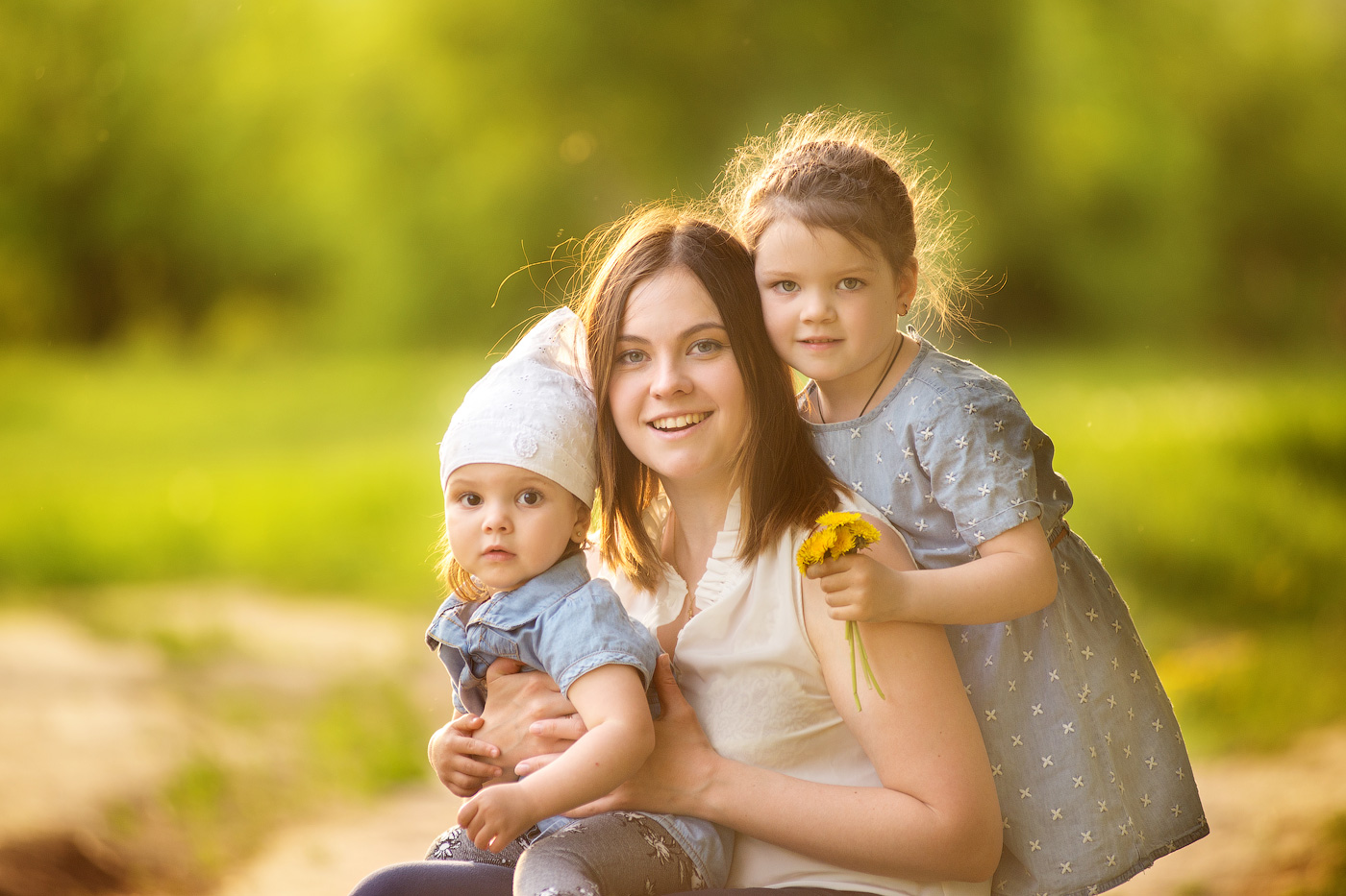 Семейная фотопрогулка