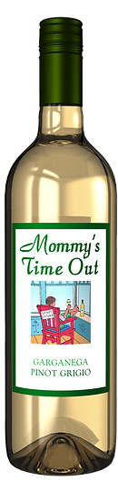 2011 Mommy's Time Out Garganega/Pinot Grigio