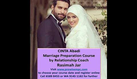 prowise marriage consultancy testimonial video, singapore muslim weddings
