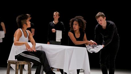 'Trash Cuisine' by Belarus Free Theatre