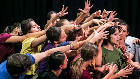 partnership building / artist development / creative - ATOM Choreographic Series (BG)