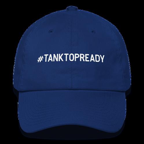 #TANKTOPREADY Cotton Cap