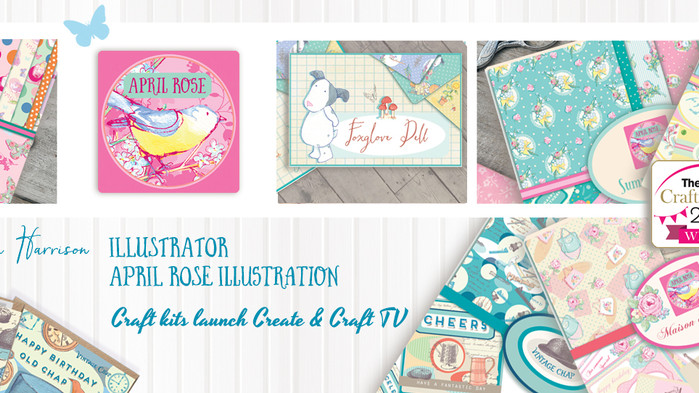 Craft Kits launch Create and Craft T.V