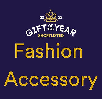 Gift of The Year Shortlisted Fashion Acc