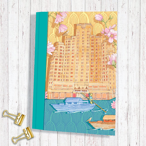 Places & Spaces range set of 6 Notebooks codeAR011BROASKETCHA6 Broadway Mansions