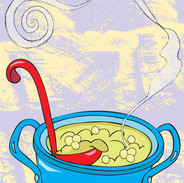 Siobhan Harrison Ladybird  Pease Pudding