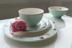 Portmierion Potteries Portobello Ros