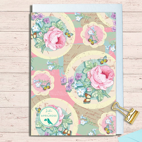 Set of 6 Notelet Packs Code NoteAR01 Couture