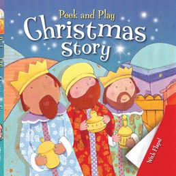 Christmas Story Lion Huson