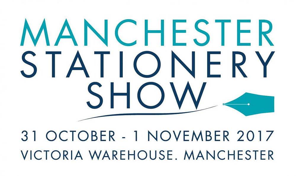 Looking foward to exhibiting at Manchester Stationery Show.