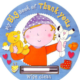 My Big Book of Thank Yous Make Believe Designs