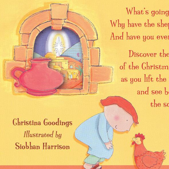 Christmas Story Lion Hudson