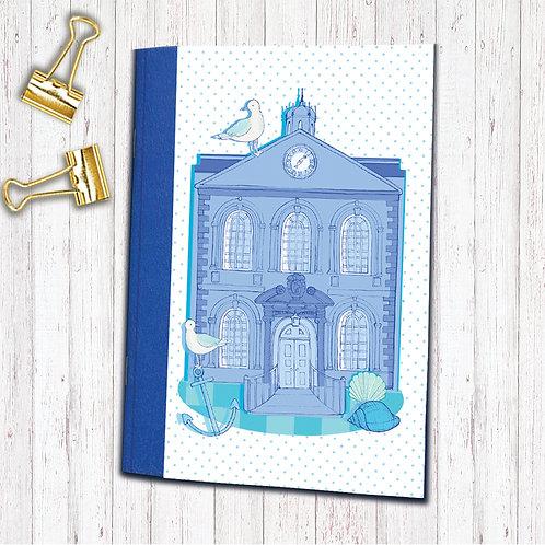 Places & Spaces Range set of 6 Notebooks code AR0155BLU  Bluecoat