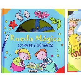 Rueda Magica series for Cowley Robinson
