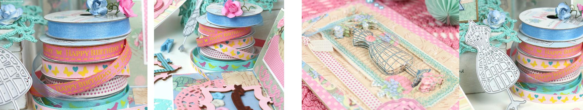 Papercraft Range