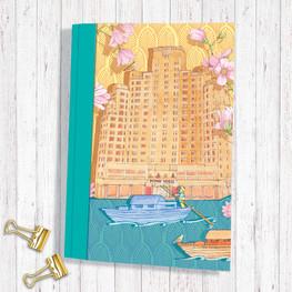 Broadway Mansions, Shanghai Notebook