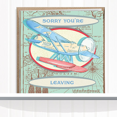 Scoundrels & Champs Greeting Card Blank inside set of 6