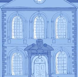 The Bluecoat Art Gallery