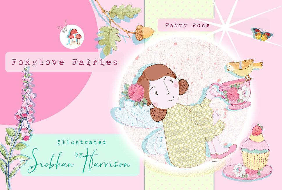 License this Foxglove Fairy Gang C flat.