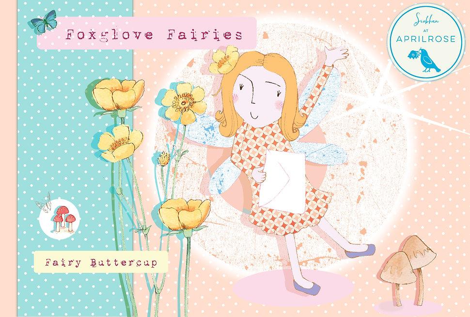 License this Foxglove Fairies Fairy butt